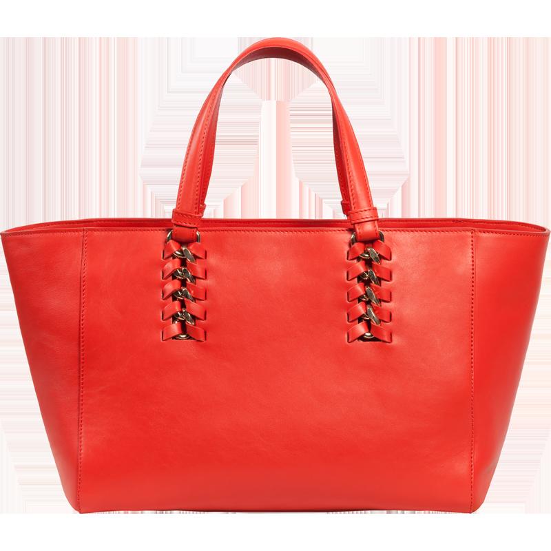 e1101b5c9b Borse da donna Artigianali - Handbag Rossa
